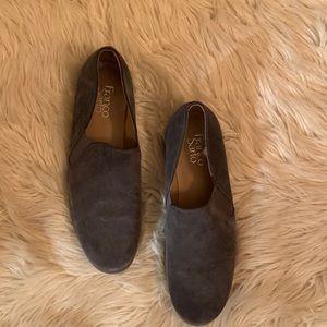 franco sarto loafers. classic.